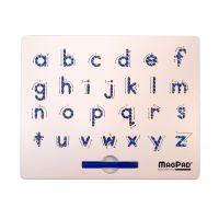 Magpad Magnetická kreslící tabule ABC Malá písmena