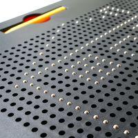 Magpad Magnetická kreslící tabule černá 2