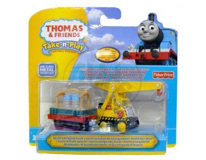 Fisher Price R8900 - Tomáš a vagón s limonádou - Kevin s vagónem