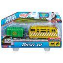 Fisher Price Mašinka Tomáš TrackMaster Motorizované mašinky - Diesel 10 4