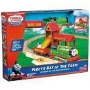 FISHER PRICE R9489 Mašinka Tomáš TrackMaster Sada - Percys day at the farm 5