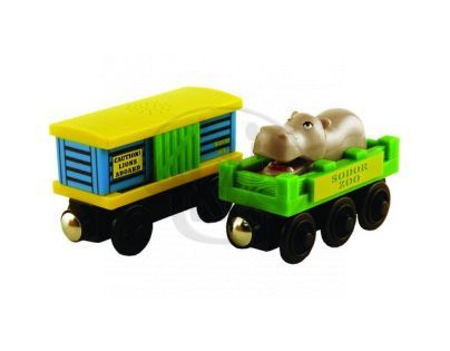 Tomáš a jeho přátelé 98017 (TWRS) - ZOO vagóny 2ks