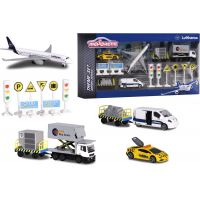 Majorette Letiště Lufthansa hrací set