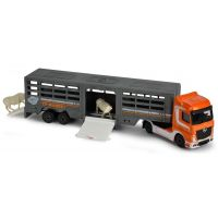 Majorette nákladní kovové auto Mercedes-Benz TP Market