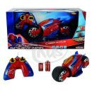 Majorette Spiderman RC Cyber Cycle 1:12 4