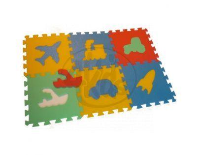 Pěnový koberec 8 mm Maxi 6 dopravní prostředky