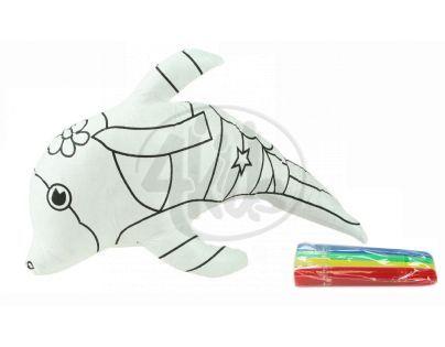 Malovací delfín