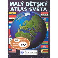 Svojtka Malý dětský atlas světa