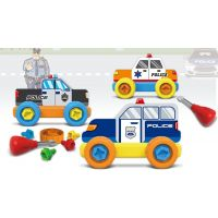 Malý mechanik plastový Junior policie 2