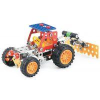 Malý mechanik traktor s príslušenstvom 4 v 1 161 ks