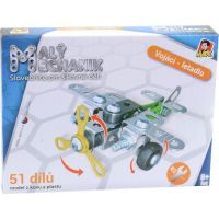 Made Malý mechanik Vojenská technika Letadlo