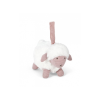Mamas & Papas Závěsná ovečka růžová