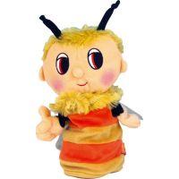 Maňásek plyšový Příběhy včelích medvídků Čmelda