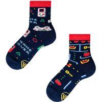 Many Mornings Dětské ponožky Game Over 27-30