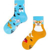 Many Mornings Dětské ponožky Playful Dog 23-26