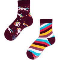 Many Mornings Dětské ponožky The Unicorn 27-30