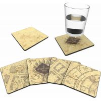 Epee Marauders Map Set podtácků 4 ks