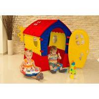 Domeček Dream House - červeno-žlutý 3