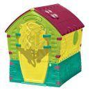 Domeček Dream House - žluto-zelený 2