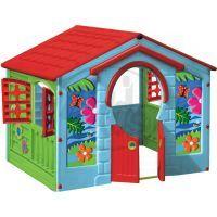Dětský domeček HAPPY House - farmářský 2015