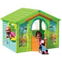 Marian Plast 560 - Zahradní domeček Happy house