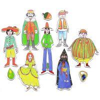 Marionetino Dlouhý, Široký a Bystrozraký