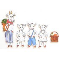 Marionetino Koza s kůzlaty
