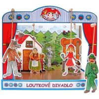 Marionetino Loutkové divadlo s Karkulkou