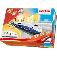 Märklin My World IRC vlak TGV Duplex a koleje