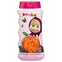 Máša a Medvěd Koupelový a sprchový gel s houbičkou 450 ml