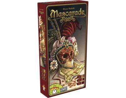 Black Fire Mascarade CZ