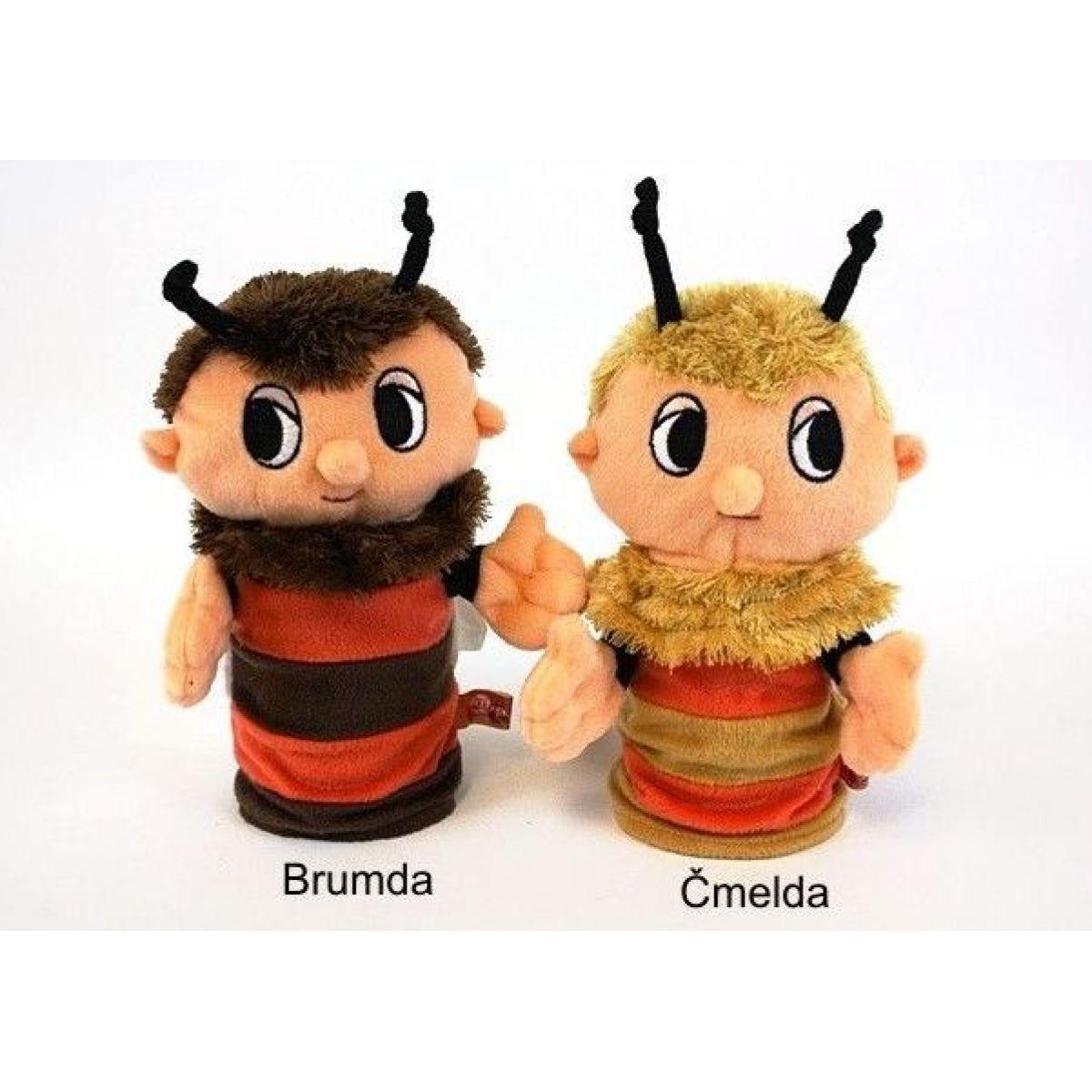Maňásci Čmelda a Brumda - Včelí Medvídci