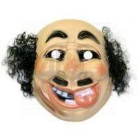 Maska muž s vlasy Rappa