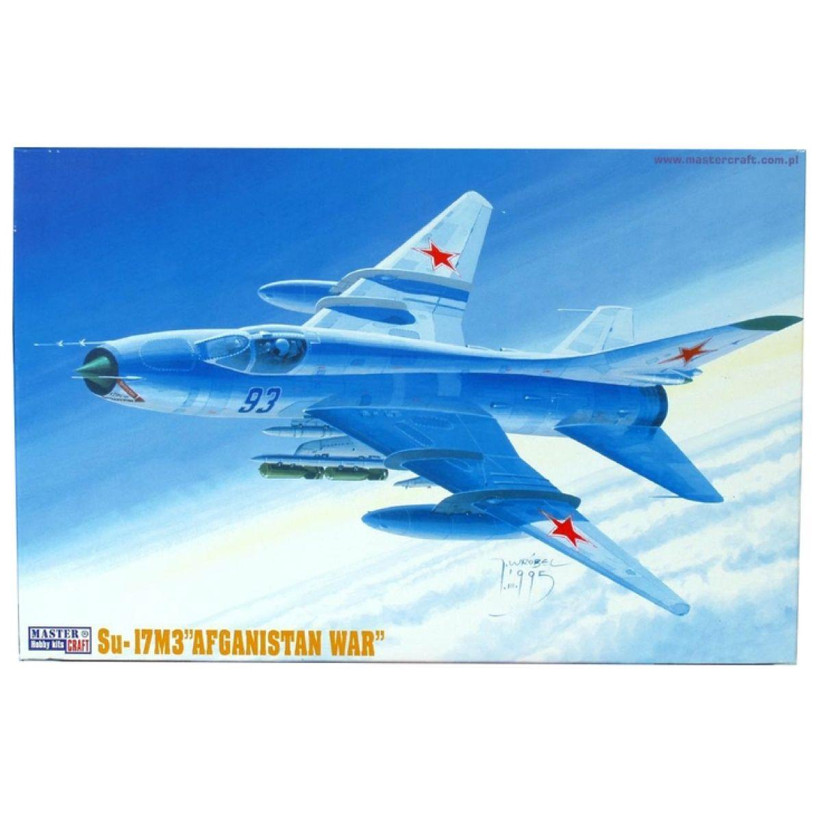 Model Su-17M3 Afganistan war série IV
