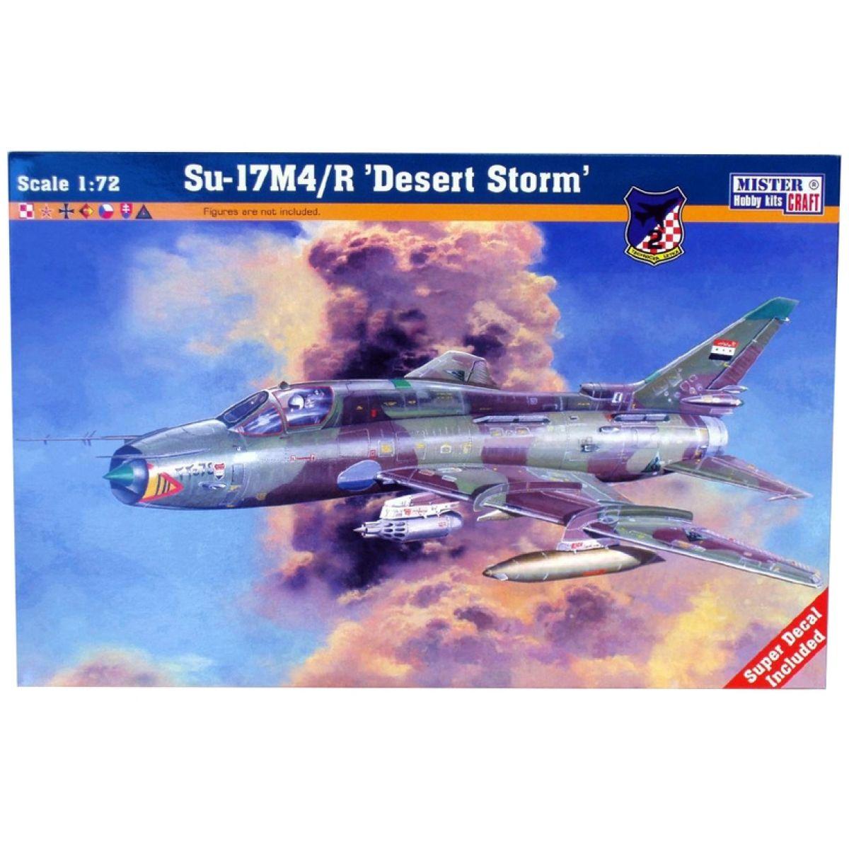 Model Su-17M4/R Desert Storm série IV