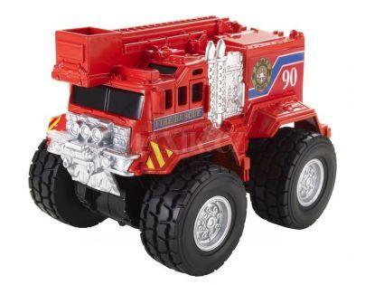 Matchbox MBX Auta na setrvačník ASS - Červené hasičské