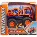 Matchbox MBX Auta na setrvačník ASS - Kamion modro-oranžový 2