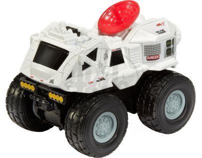 Matchbox MBX Auta na setrvačník ASS - Vesmírné vozidlo bílé