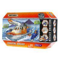 Matchbox Mega Rig 7v1 Mattel R4338 3