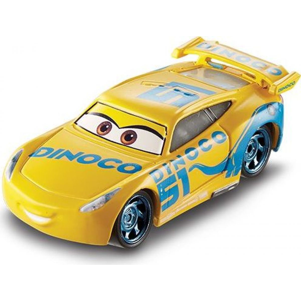 Mattel Cars 3 Auta Dinoco