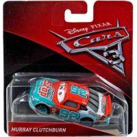 Matell Cars 3 Auta Murray Clutchburn