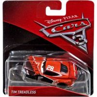 Mattel Cars 3 Auta Tim Treadless 2
