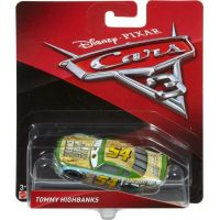 Matell Cars 3 Auta Tommy Highbanks