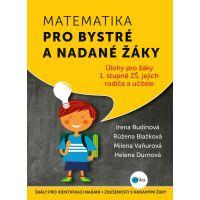 Albatros Matematika pro bystré a nadané žáky Irena Budínová, Růžena Blažková