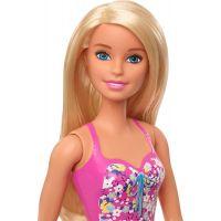 Mattel Barbie v plavkách blondýnka GHW37 4