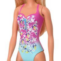 Mattel Barbie v plavkách blondýnka GHW37 5