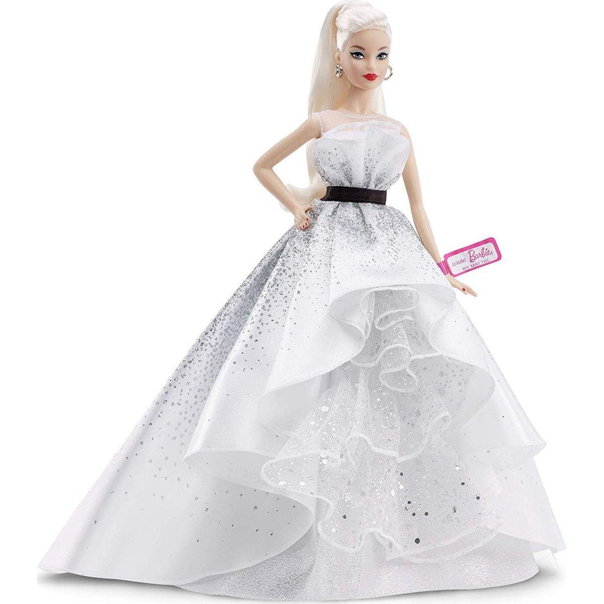Mattel Barbie Barbie slaví 60 let