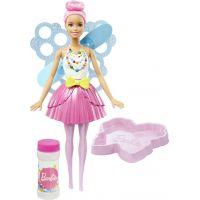 Mattel Barbie bublinková víla světlá