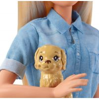 Mattel Barbie cestovatelka blondýnka Barbie 4