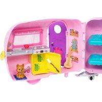 Mattel Barbie Chelsea karavan 3